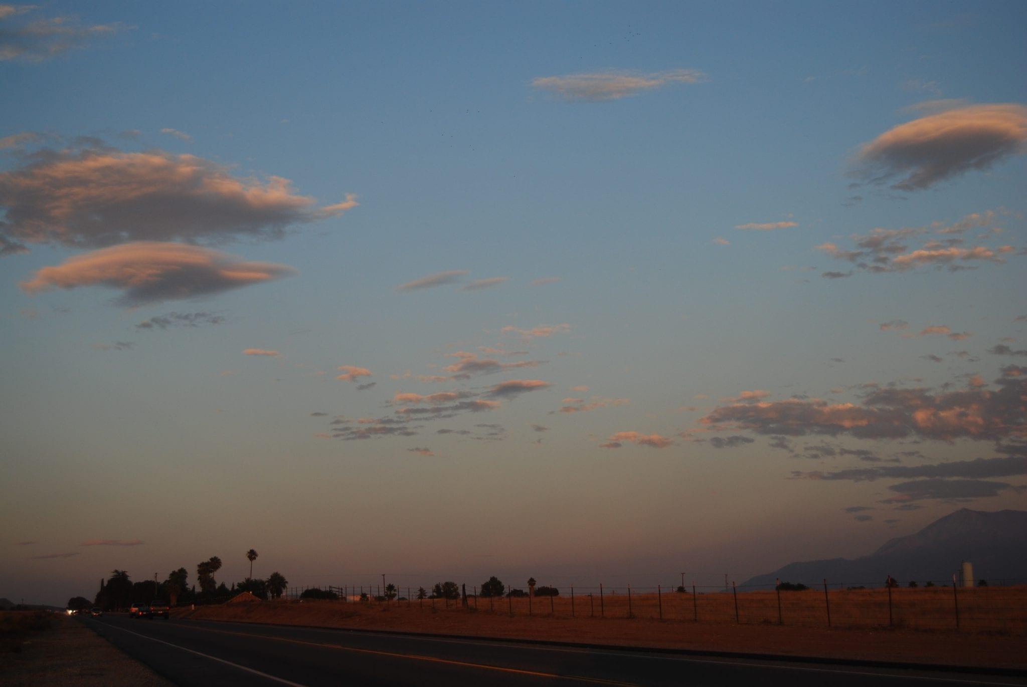 Yucaipa Apple Valley Road