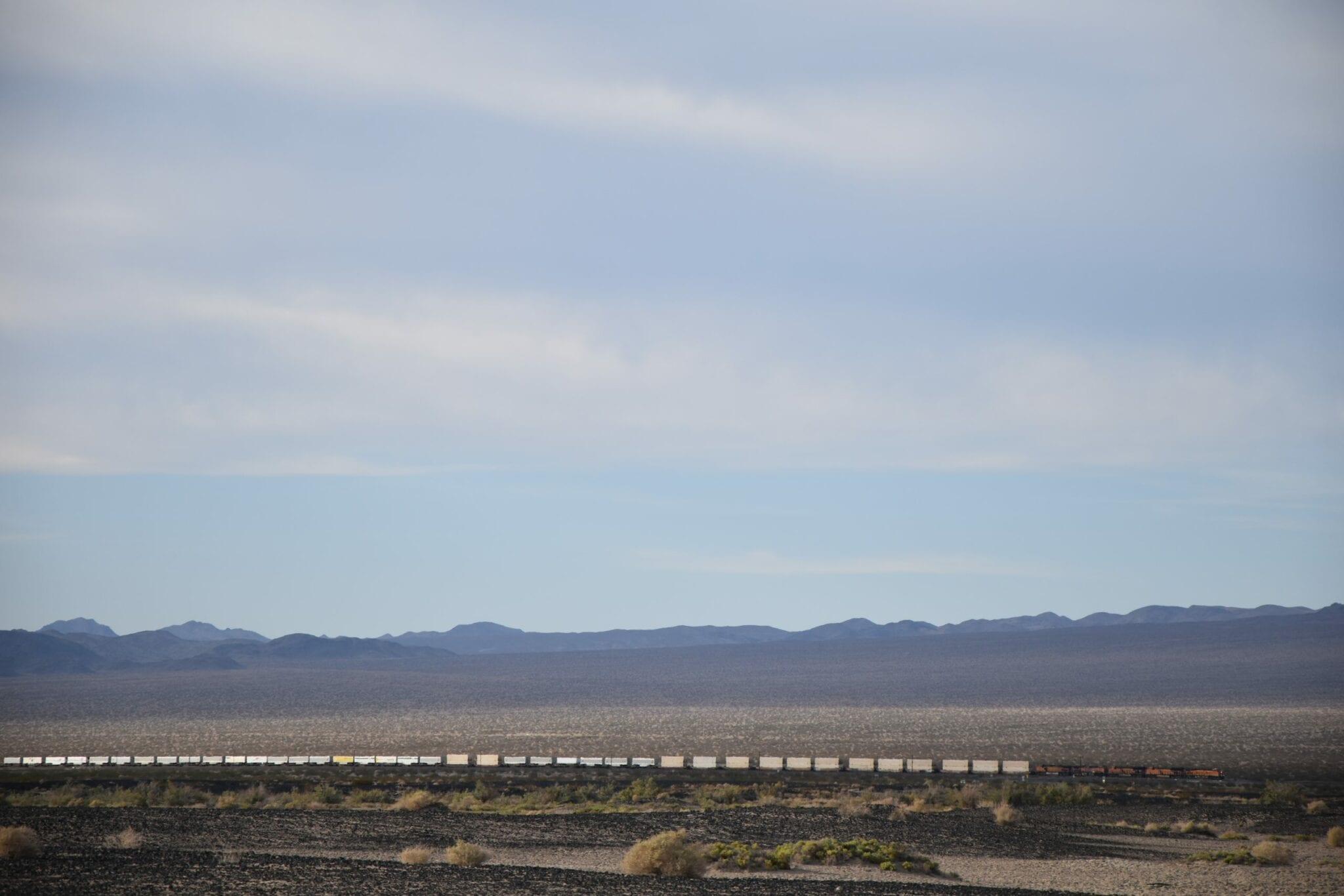BNSF Rail Amboy XII