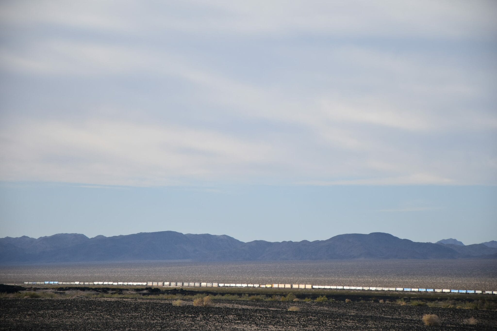 BNSF Rail Amboy XV