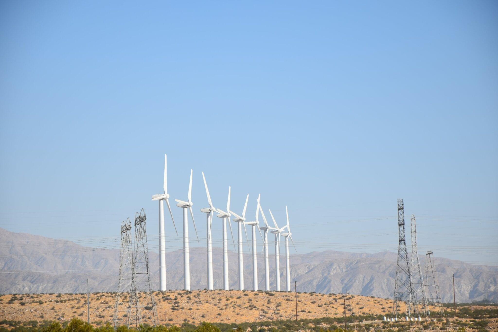 Windtowers 25