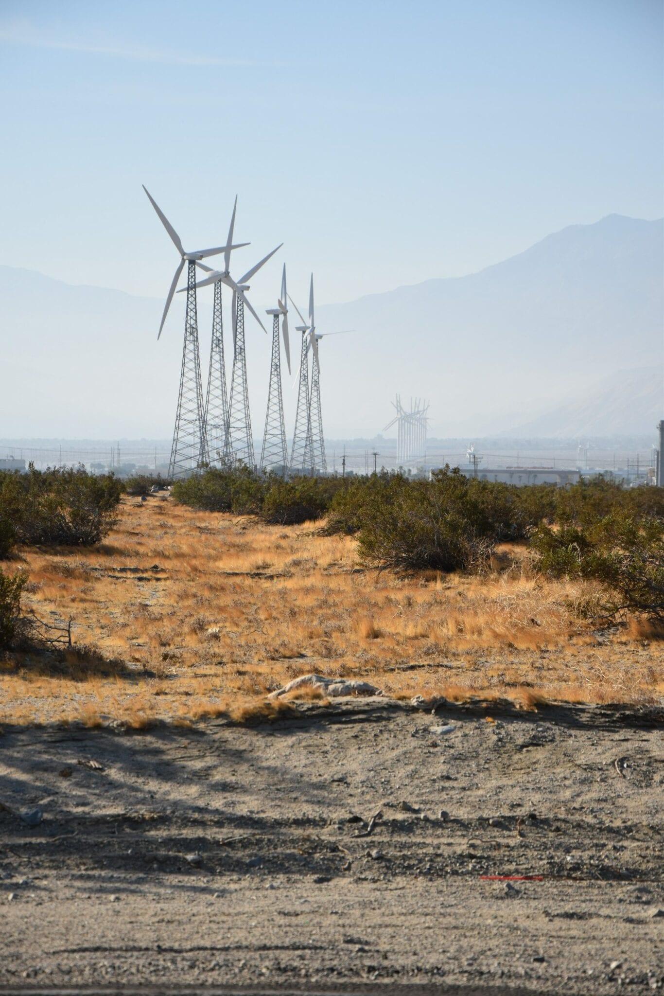 Windtowers 8