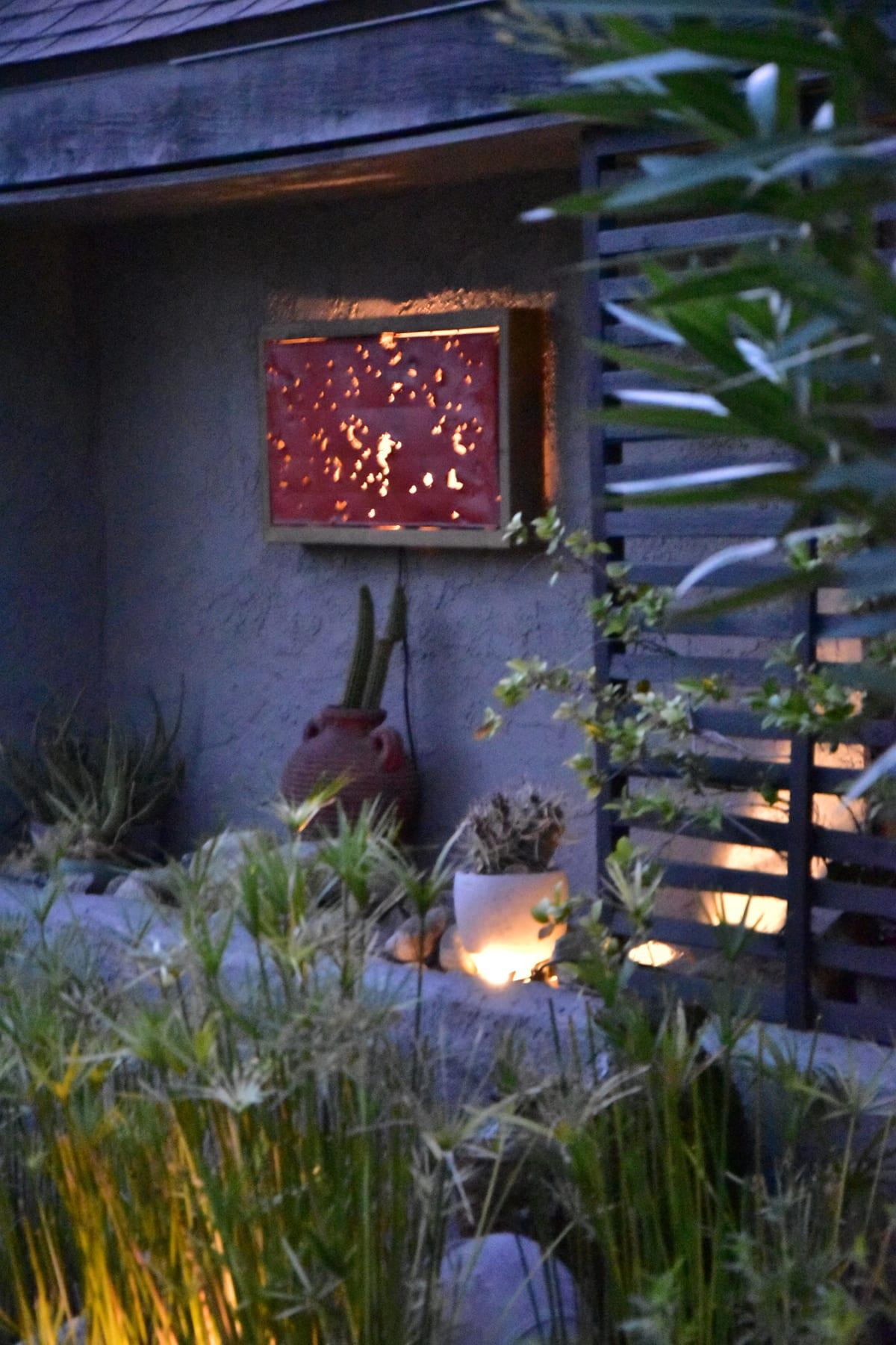 Cactus Lantern Lightbox