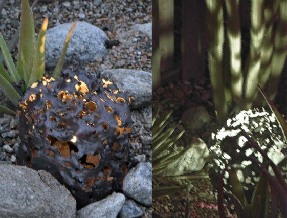 Cactus Lantern Garden Light Cover